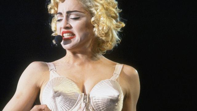 Film over leven Madonna in de maak