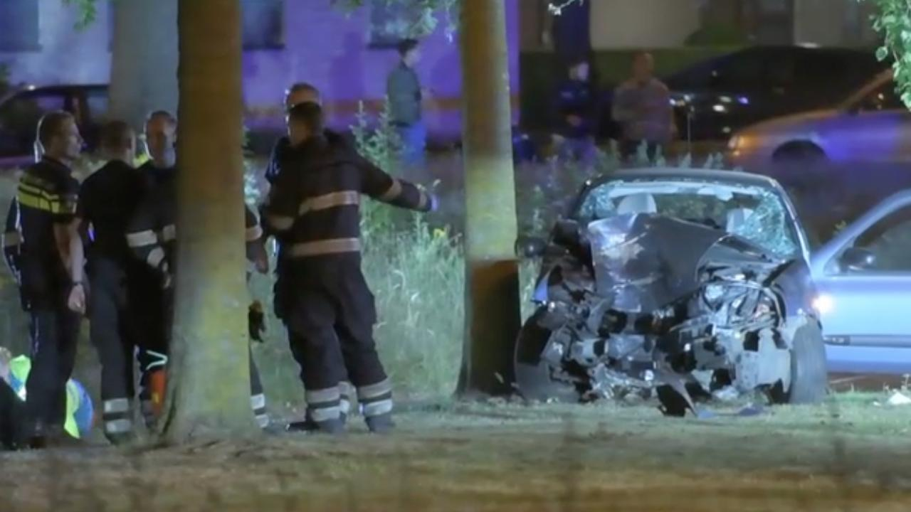 Ravage na dodelijke politieachtervolging in Eindhoven