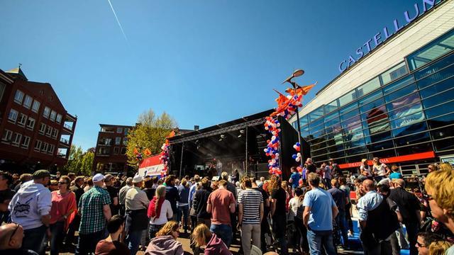 Organisatie Alphens Bevrijdingsfestival hoopt op achtduizend bezoekers
