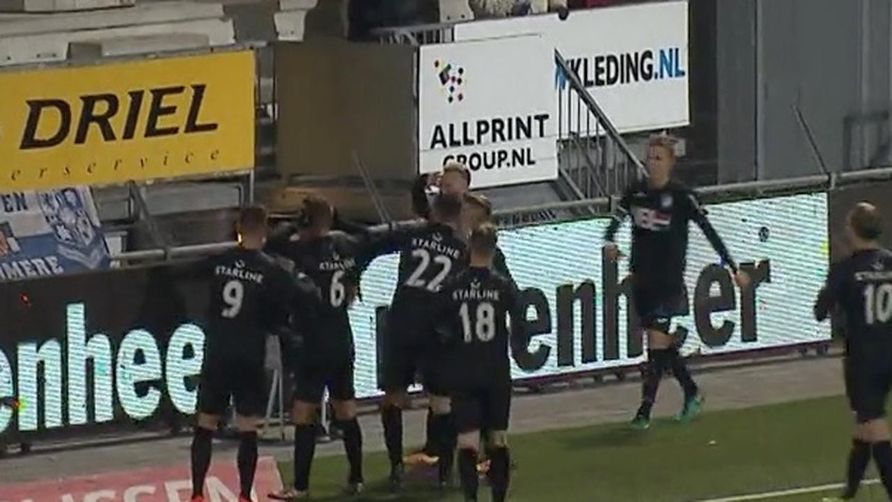 Samenvatting FC Den Bosch-FC Eindhoven (0-2)