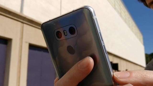 Eerste indruk: LG G6 heeft extra breed scherm met dunne randen