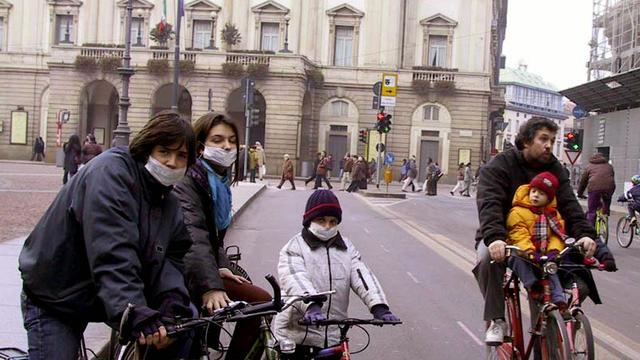 Smog legt verkeer in verschillende Italiaanse steden lam