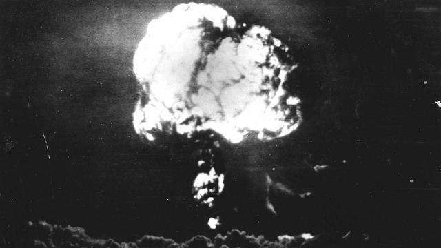 Japanners eisen compensatie om atoomtesten VS in 1954