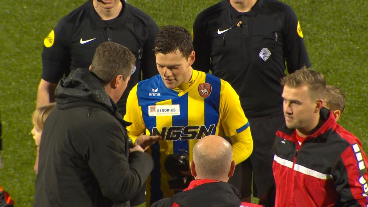 Samenvatting FC Volendam-FC Oss (3-1)