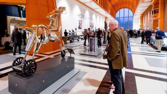 Haags automuseum trekt recordaantal bezoekers