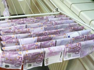 'Lilakleurige biljet wordt vaker gebruikt door criminelen dan door consumenten'