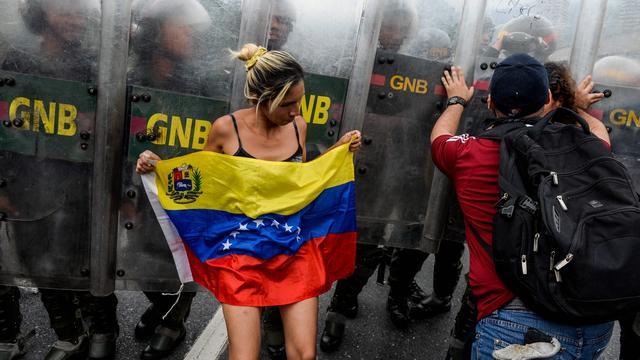 Venezuela betaalt liever obligatiebelegger dan antibiotica voor eigen mensen