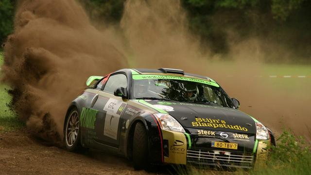 GTC Rally gaat voor de eerste keer de grens over