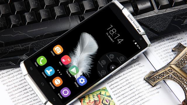 Chinese smartphone moet twee weken meegaan op volle batterij