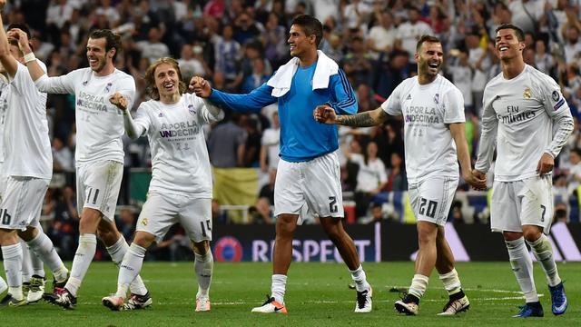 Ronaldo 'moe, maar heel blij' na bereiken van finale met Real