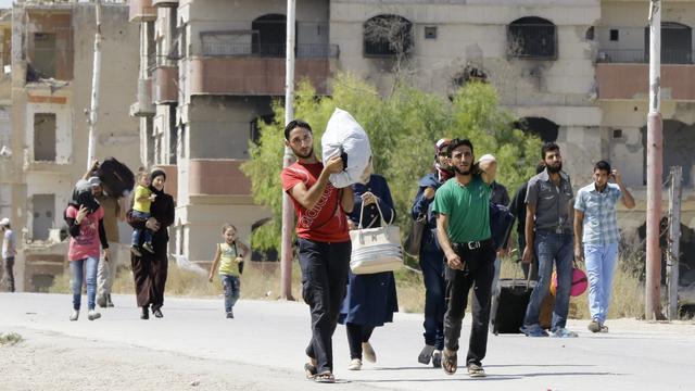 Geen doden in eerste 48 uur wapenstilstand Syrië