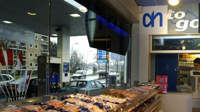 Albert Heijn to go experimenteert met winkels bij BP