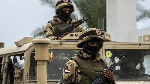 'Dertien EU-landen schenden wapenembargo tegen Egypte'
