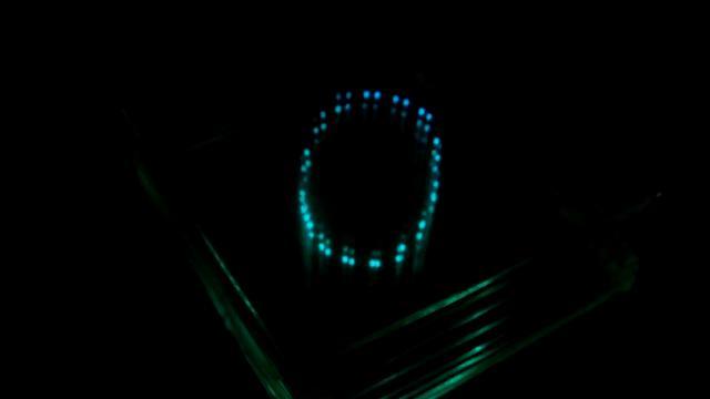 Nieuw scherm gebruikt lasers om 3D-beelden te tonen