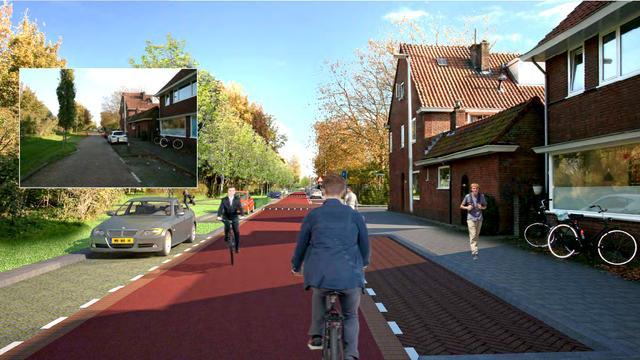 GroenLinks wil garantie voor terugkeer te kappen bomen Cremerstraat