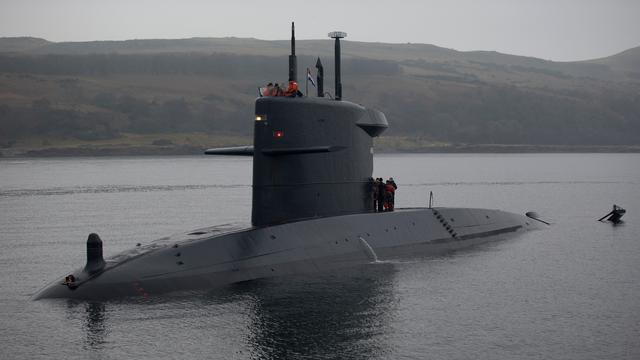 'Rusland verjaagt Nederlandse onderzeeër op Middellandse Zee'