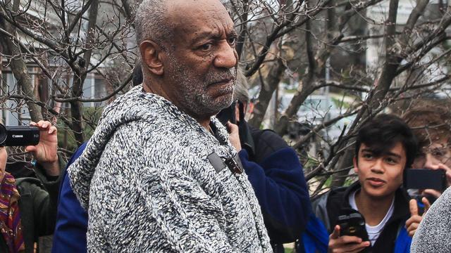 Bill Cosby aangeklaagd voor seksueel misbruik