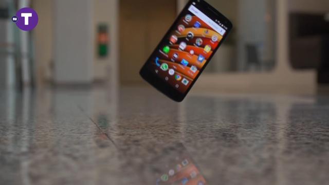Test: Is het scherm van de Moto X Force écht onbreekbaar?