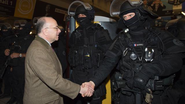 Frankrijk verlengt noodtoestand voor EK voetbal