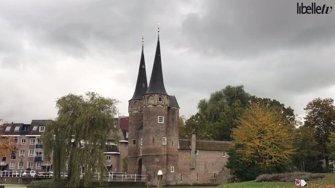 Dit zijn de 5 mooiste plekken in Delft