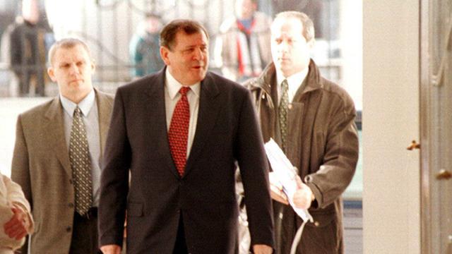 Grondlegger van Slowakije Mical Kovac overleden