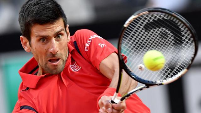 Djokovic en Murray bereiken laatste acht in Rome