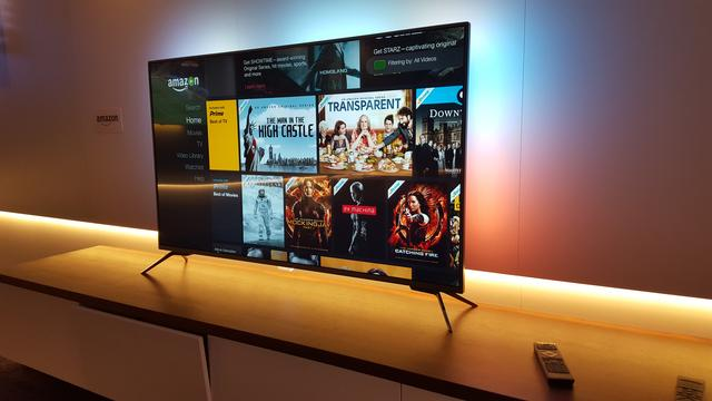 'Amazon wil internetprovider in Europa worden'