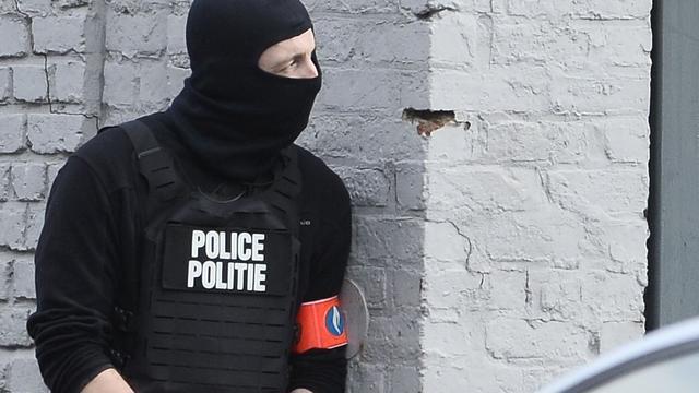 'Twee verdachten antiterreuractie Brussel aangehouden'