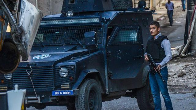Negen doden bij gevechten Turkse politie en vermoedelijke IS-strijders
