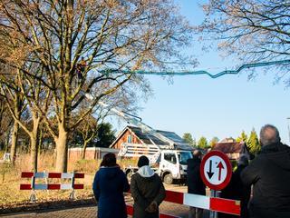Primeur voor gemeente Rucphen in provincie Brabant