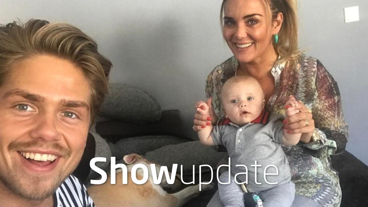 Show Update: Baby André Hazes voor het eerst naar de dierentuin