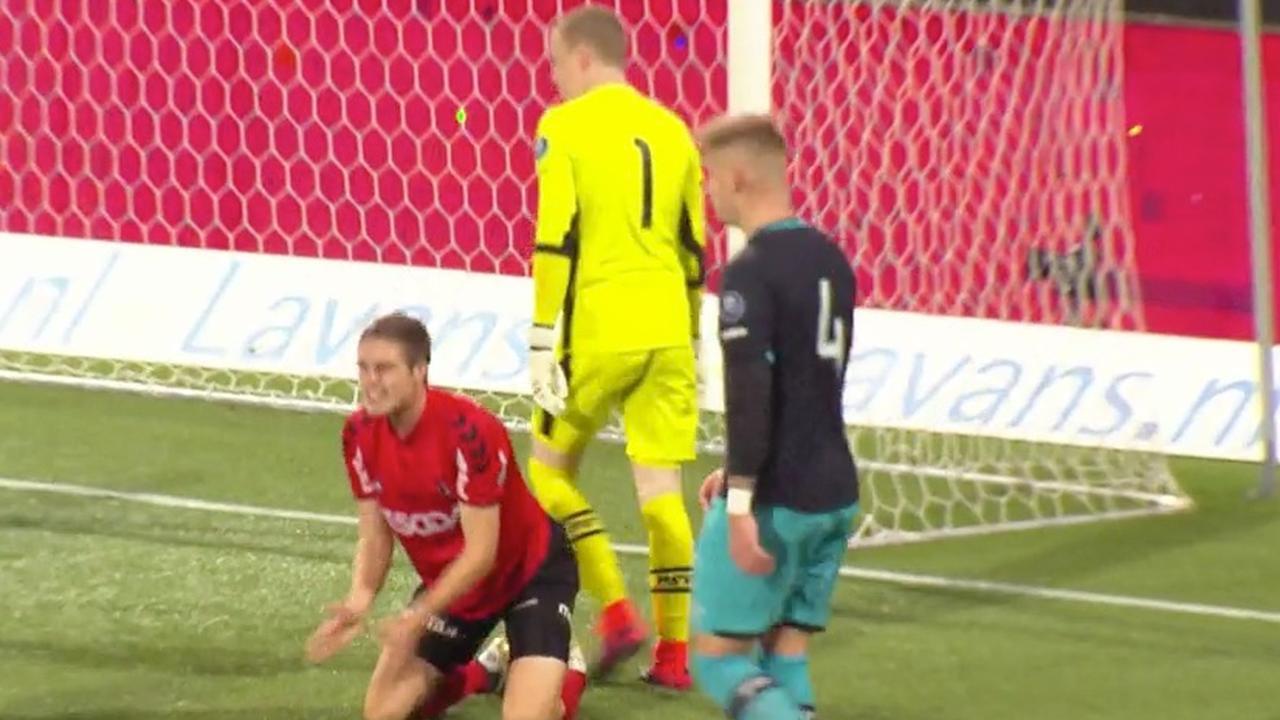 Samenvatting Helmond Sport-Jong PSV (1-0)