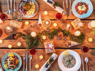 Met gemak een topkerstdiner op tafel