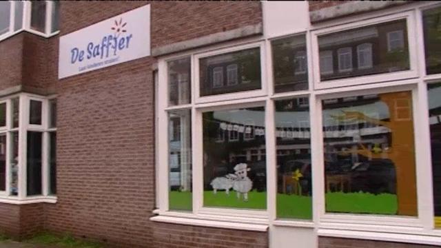 Basisschool De Saffier aan Westerstraat sluit deuren
