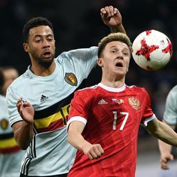 België ook gelijk in oefeninterland tegen Rusland, Estland verrast Kroatië