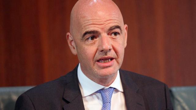 FIFA-preses Infantino vrijgesproken van belangenverstrengeling