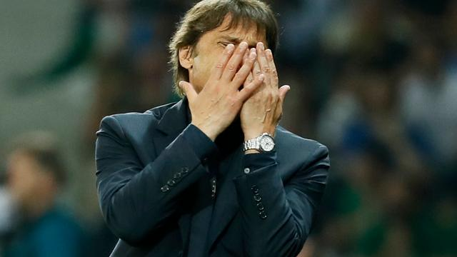 Conte vreest 'problematische route' Italië in knock-outfase