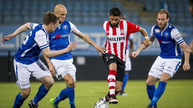 Bekijk de samenvatting van Jong PSV-FC Den Bosch