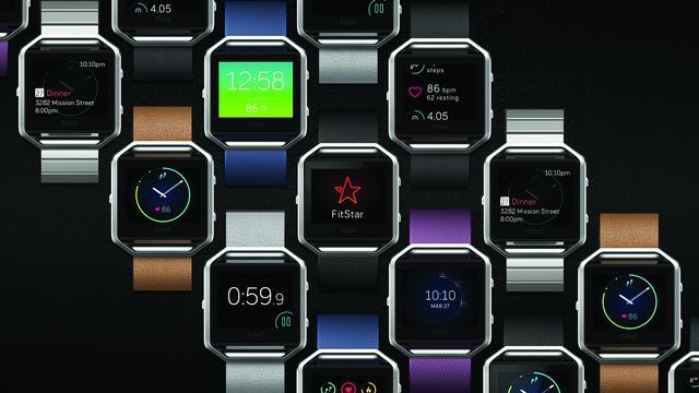 Fitbit werkt aan betalingsfunctie voor wearables