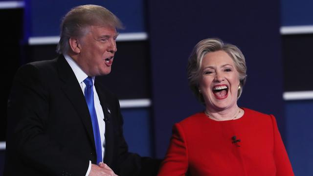 Clinton of Trump? Verkiezingsdag in de VS