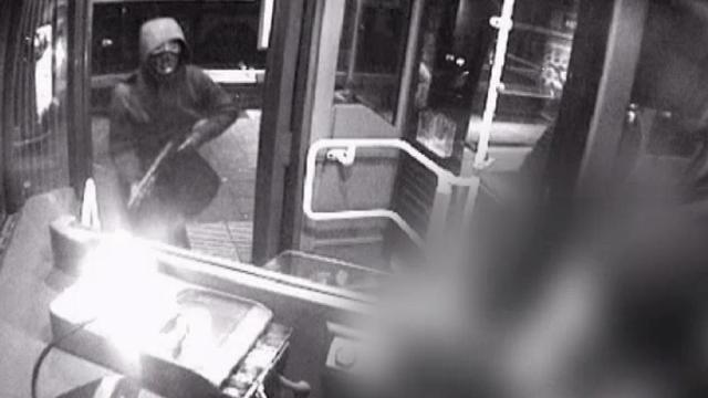 Politie arresteert 15-jarige die bus overviel met shotgun