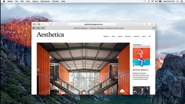 Apple komt met testversie browser Safari