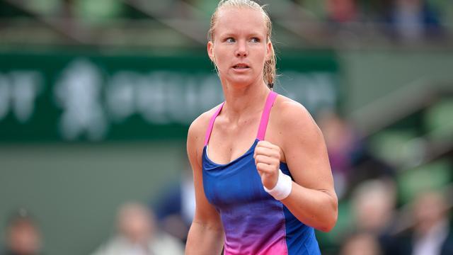 Bertens tevreden met 'goede focus' in tweede ronde Roland Garros