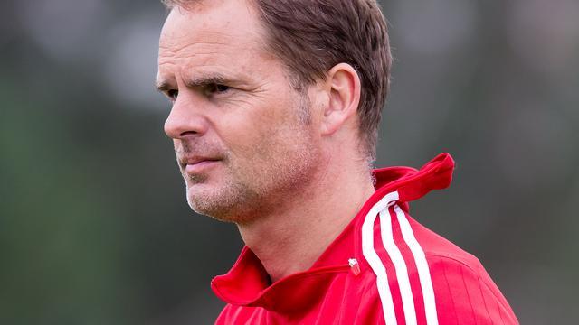 De Boer ziet Jonk nog altijd als mogelijke opvolger bij Ajax
