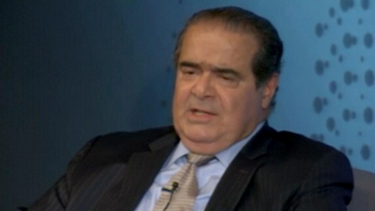 Amerikaanse conservatieve rechter Scalia (79) overleden