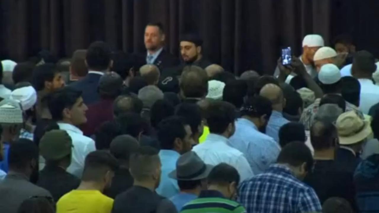 Duizenden mensen bij herdenkingsdienst Muhammad Ali