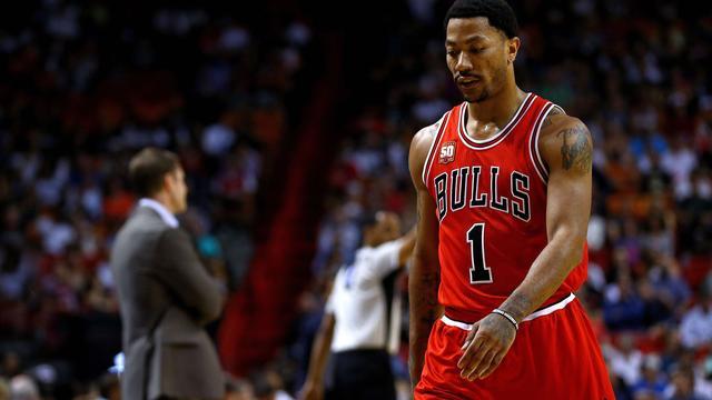 Voormalig MVP Rose verruilt Chicago Bulls voor New York Knicks
