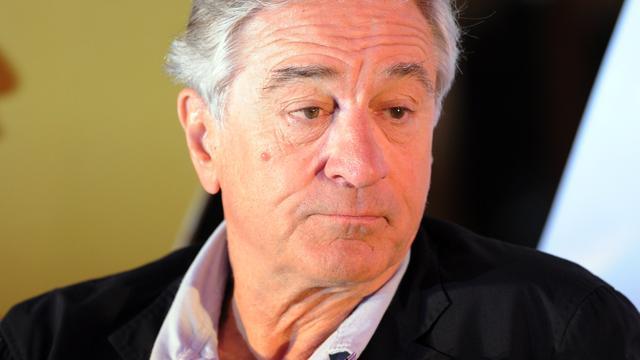 Robert De Niro verdedigt anti-vaccinatie-documentaire op filmfestival