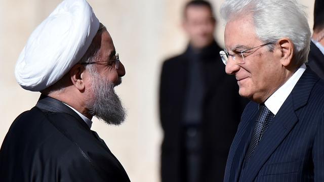 Geldermalsen vergadert, Rouhani in Rome en George Clooney in Amsterdam