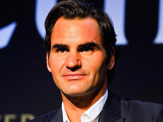 Federer aast op rentree in januari bij Hopman Cup